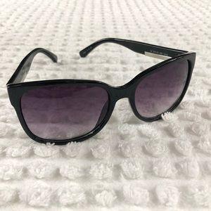 Accessories - Black Sunglasses with silver accent